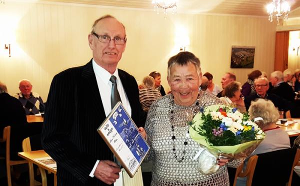 Anne Kathrine nytt æresmedlem